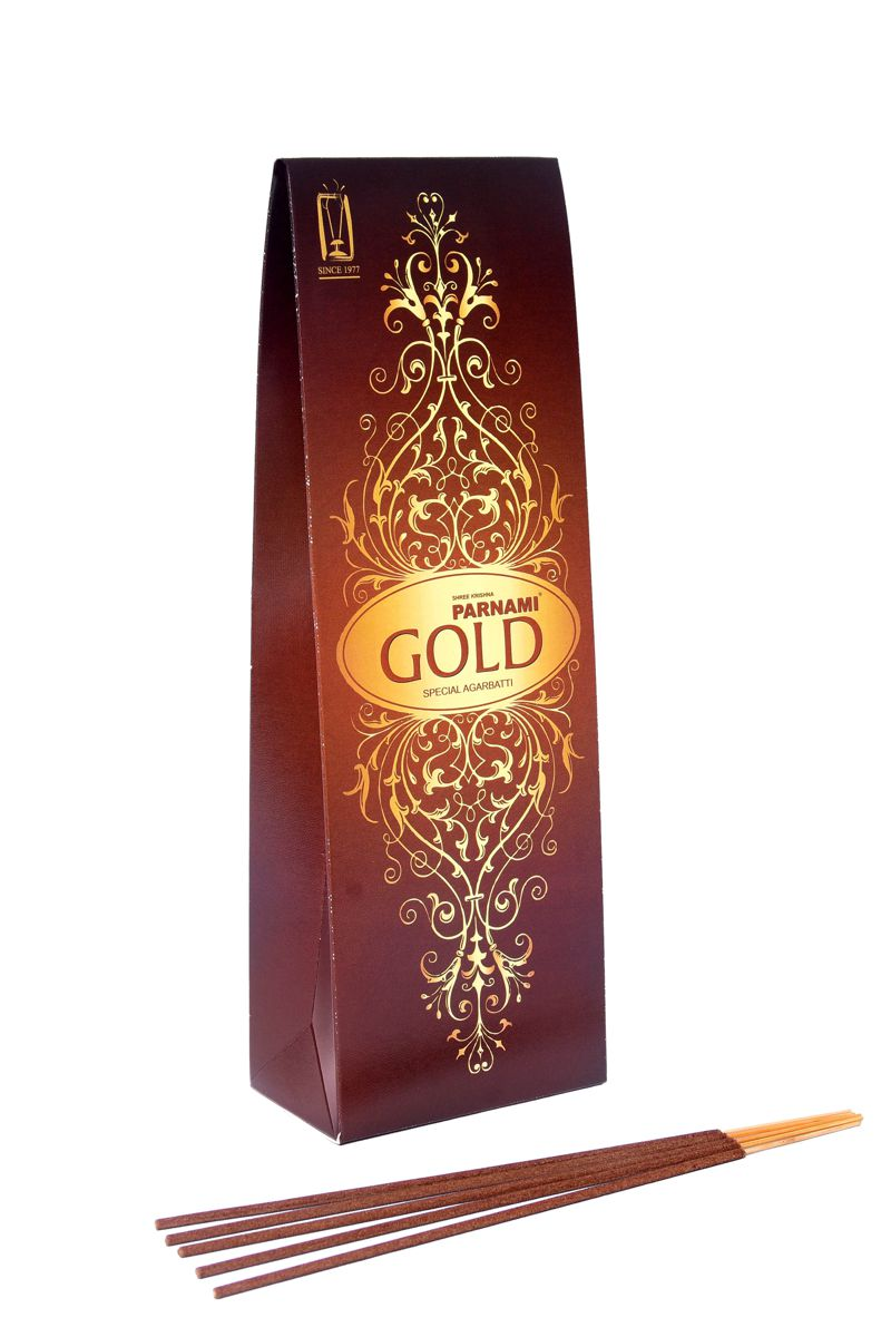Parnami Gold Agarbatti Eco Box
